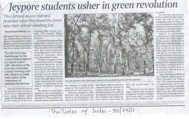 Eco Club in News